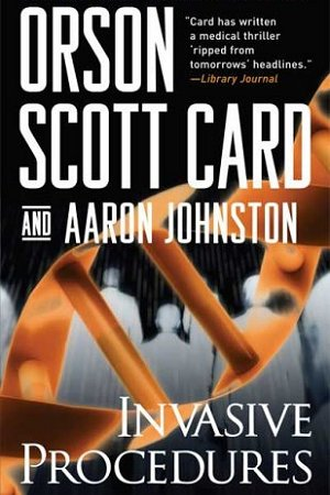 The Library Of Orson Scott Card
